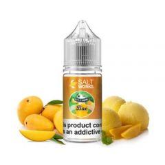 FJ's Salt Nic Bae flavor