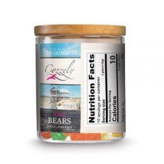 Cozzely cbd gummy bears