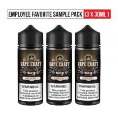 Employee Favorite E-Juice