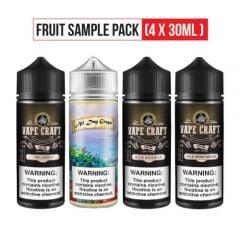 Fruit E-liquid Sample Pack