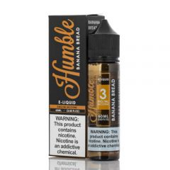 Humble Banana Bread vape juice - 60ml