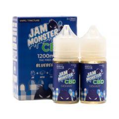 JAM MONSTER CBD Vape Juice - Blueberry Jam