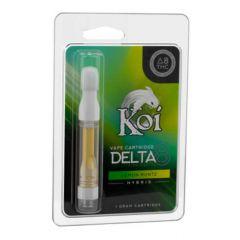 Koi Lemon Runtz Delta 8 THC vape cart