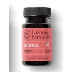 Lazarus Naturals CBD Capsules