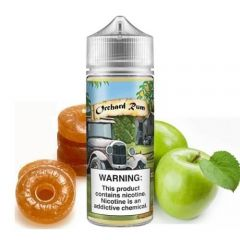 rum and apple ejuice