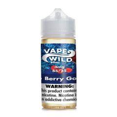 So Berry Good vape juice