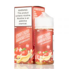 Strawberry Custard Monster ejuice