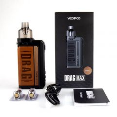 Voopoo Drag Max 177 Watt Starter Kit